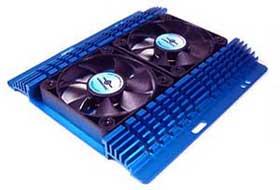 Система охлаждения HDD