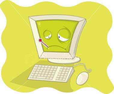Вирус в компьютере