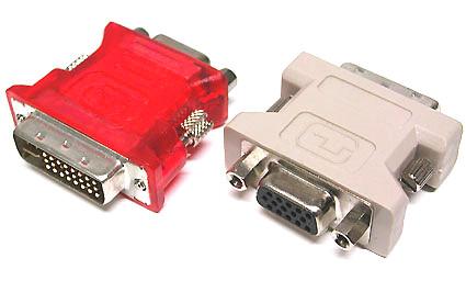 Переходник DVI-to-VGA